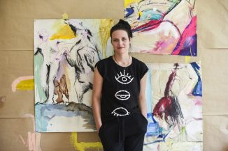 Carla Schnettler, Malerei, Kunst